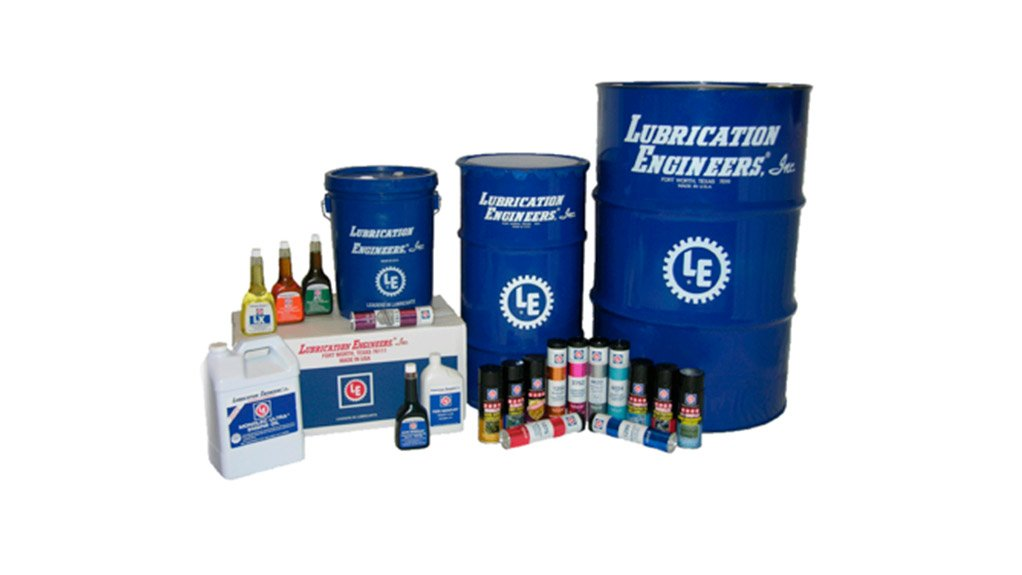 SUPERIOR BASE STOCK Lubrication Engineers' production facility uses mainly mineral oils for base stock and only synthetic formulas for specialised applications