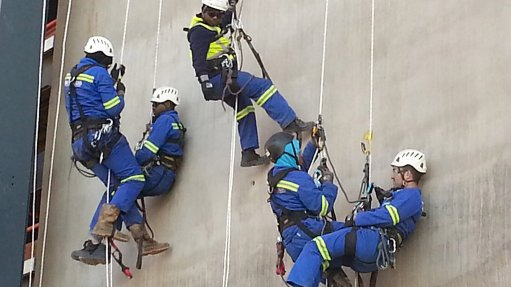 Maintenance solutions provider supplies Eskom with on-site rescue teams