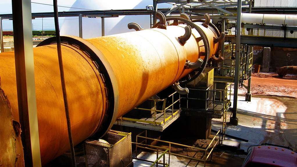 ROTARY KILNS Application methods of Pyroshield 9011 can be automated and refined, resulting in far less product being required