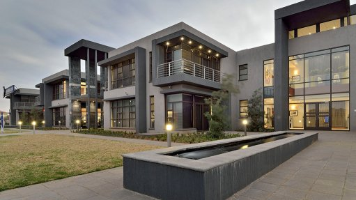 COEGA RIDGE COEGA RIDGE In addition to the 40 000 residential units that comprise Coega Ridge, the area will be a self-sustained satellite city