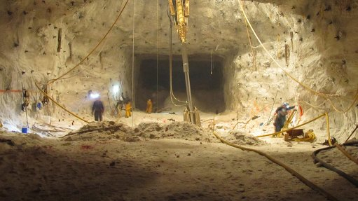 Company foresees  growth in African shaft sinking opportunities