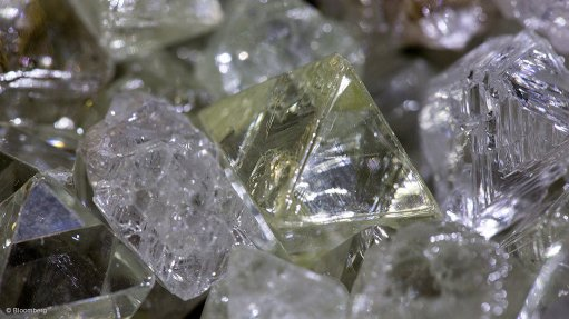 Global rough diamond output expected to hit 135m carats in 2015