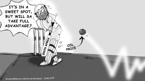 OIL WINDFALL