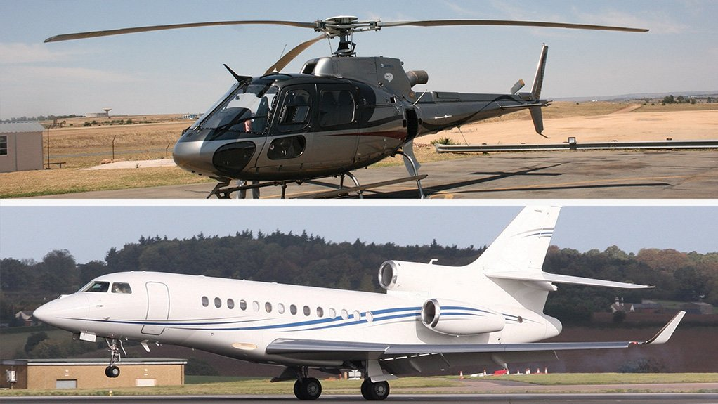 NEW ADDITIONS ExecuJet have added one Bombardier Global 6000 helicopter and one Dassault Falcon 7X aeroplane to their European fleet