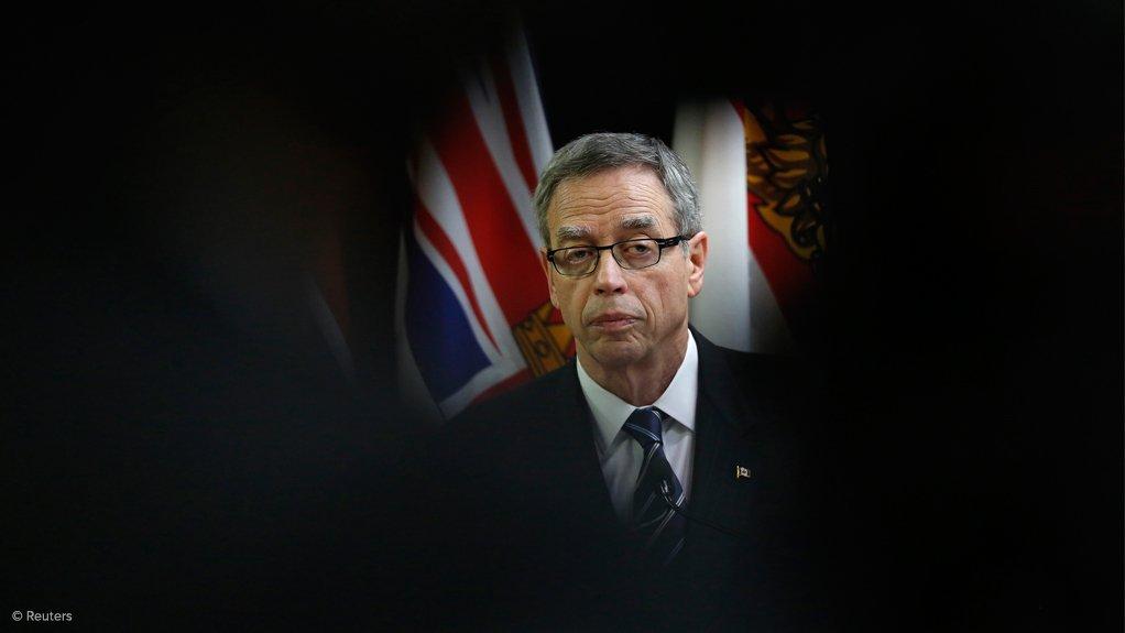 Canadian Finance Minister Joe Oliver