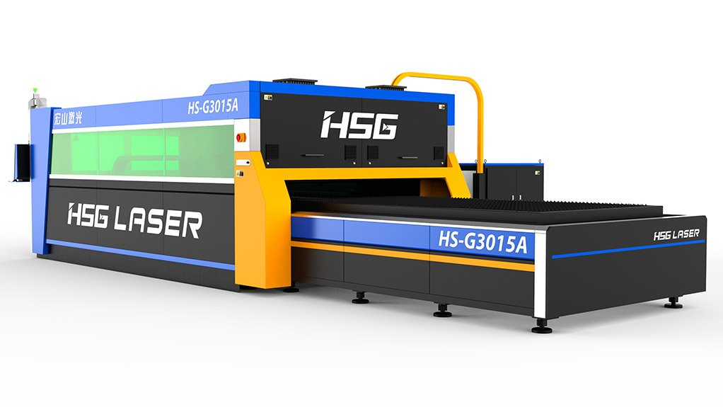 COMPANY CAMPAIGN Beyond Laser will increase awareness of the full-protection high-speed capability of the HS-G3015A fibre laser-cutting machine