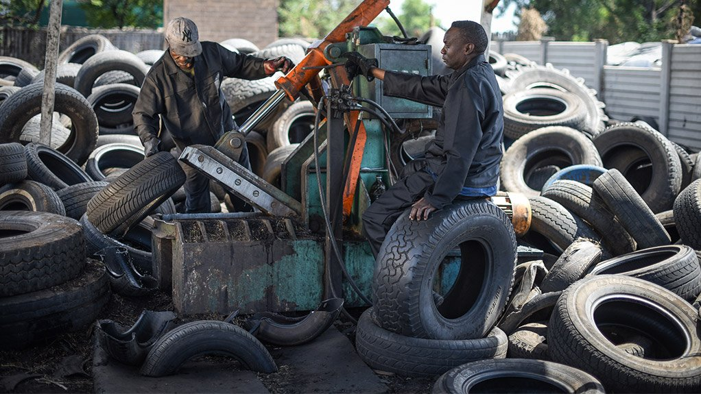 Pyrolysis for tyre recycling gains traction in South Africa