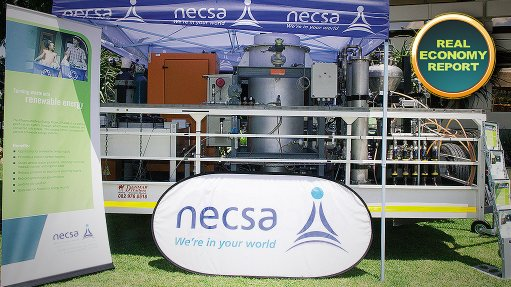 New waste disposal system developed by Necsa