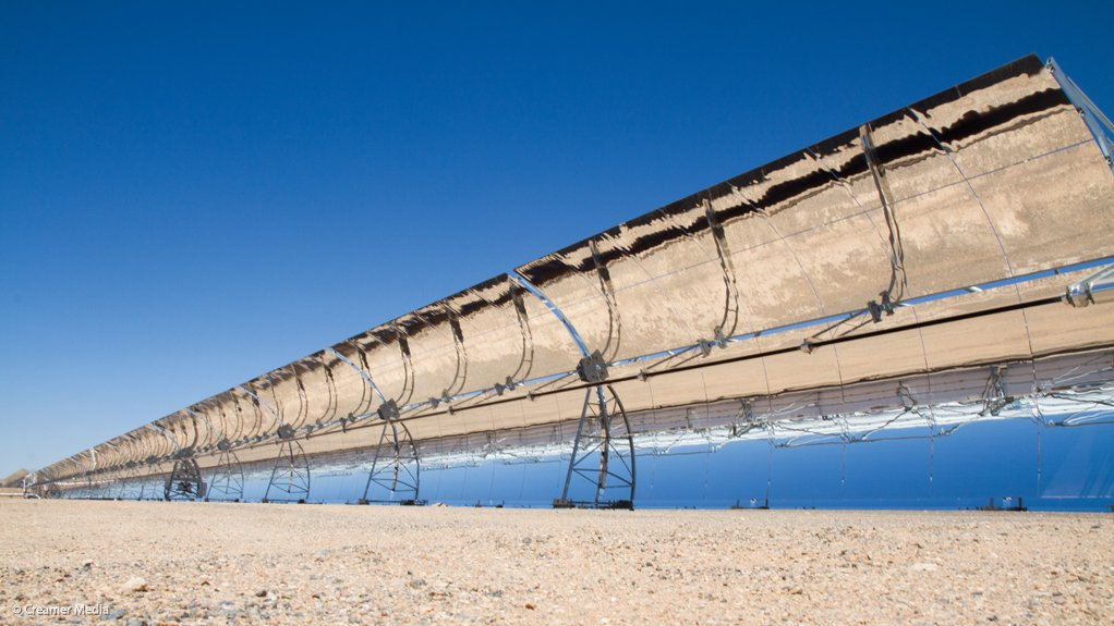 Namibia looking to develop CSP with storage