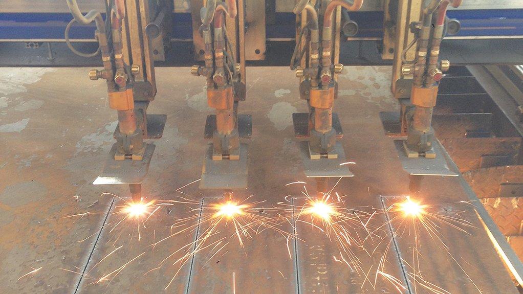 TWR Steel  Service Centre