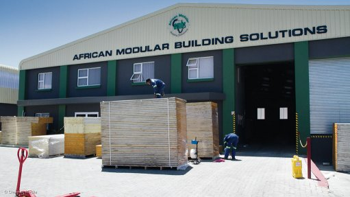 Zambia housing project nears completion