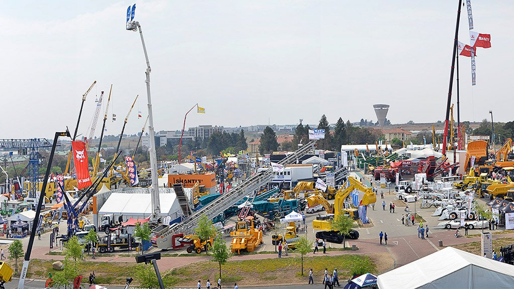 CAUCUS OPPORTUNITY Bauma Conexpo Africa 2015 will also focus informing key industry players about Southern African Development Community region projects