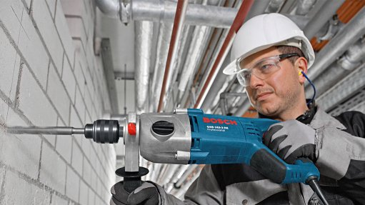 Power tools specialist  launches new impact drill