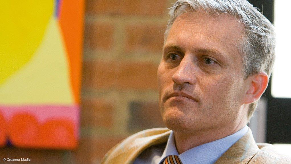 Jubilee Platinum CEO Leon Coetzer