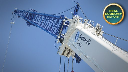 Barloworld Transport expands business with launch of new crane division