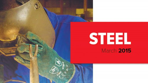 Creamer Media publishes Steel 2015: A review of South Africa's steel sector research report