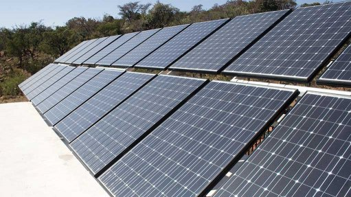Solar panel coating extends performance