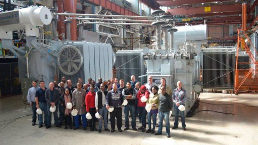 SHUNT REACTORS Powertech Transformers has designed and built specialty transformers for use in the South African industry