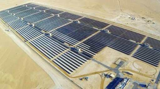 Dubai diversifies  energy mix with solar  farm expansion