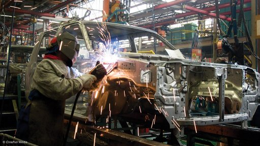MANUFACTURING South Africa's manufacturing stimulation policies must be cognisant of global value chain opportunities and risks
