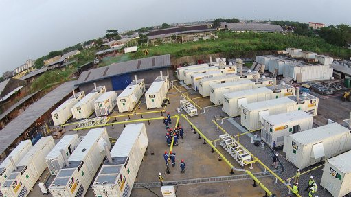 Temporary power complements conventional, renewable power