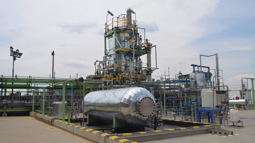 Sasol to complete design of  biogas plant by year-end