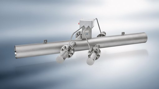 High-temperature gas flowmeter launched