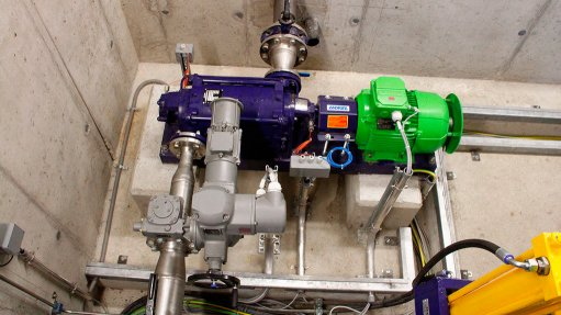 Pumps as turbines  to be showcased  at power expo