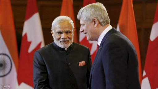 Canada-India uranium tensions thaw as Cameco strikes export deal