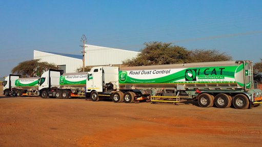 Company completes R5.8m dust-removal  system installation