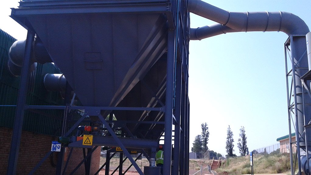 DUST EXTRACTION  MIP Process Technologies produces dust and fume extraction equipment capable of dealing with air pollution challenges