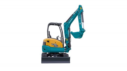 In-demand excavators showcased at Nampo