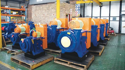 KSB Pumps  and Valves
