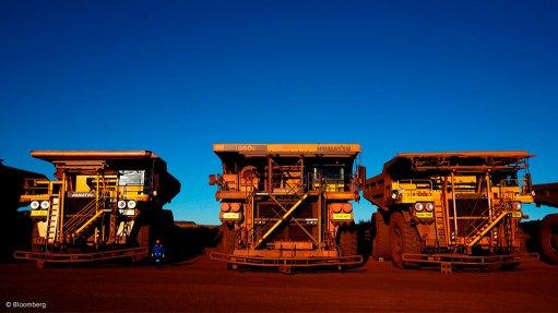 Machine-to-machine systems  improve mine efficiency