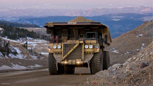 Despite sliding mining sales, Caterpillar lifts Q1 profit