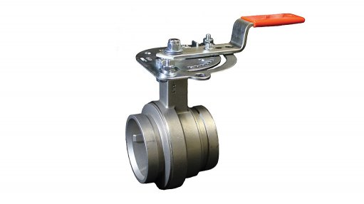 US-manufactured  stainless-steel butterfly valve reaches local shores