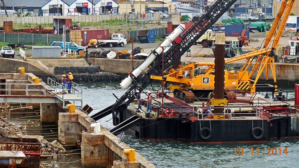 PORT STAKEHOLDERS PRIORITISED It is important that activities which cause significant disruption to stakeholders are planned well in advance and are closely managed