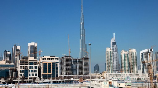 Tall buildings constructed at an increasingly rapid pace