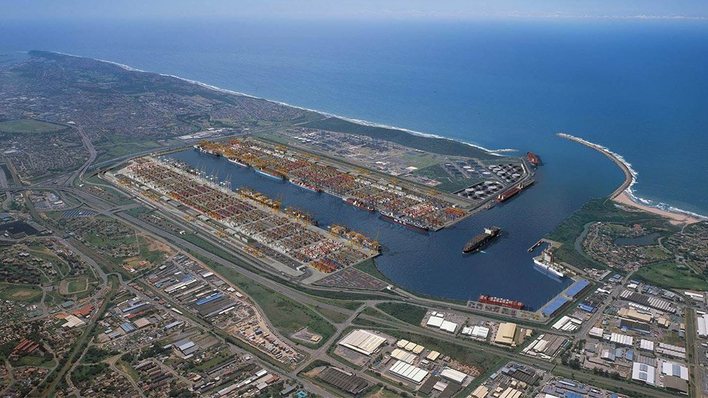MAGNITUDINAL POTENTIAL The planned Durban Dig-Out Port will be the largest infrastructure capital project in South Africa, notwithstanding the value and timeframe of current projects