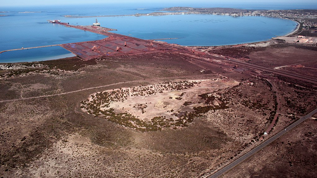 Saldanha Bay crude oil terminal to be completed by 2017