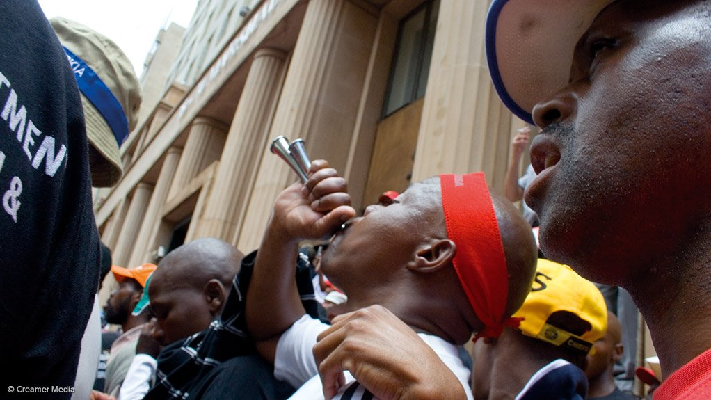 'Protests linked to fruitless' wasteful government expenditure' – IRR