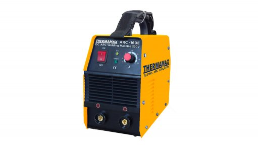 MARKET EDGE Weldamax's brand of Thermamax welding equipment and consumables sales and market share have increased in the past year