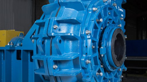 New slurry pumps range launched