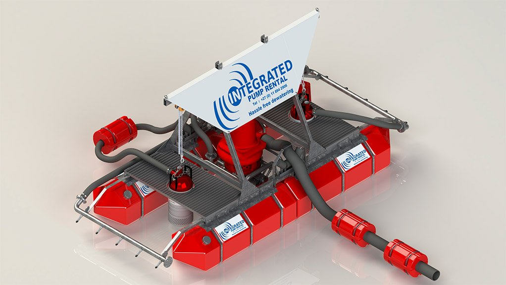 Slurrysucker Dredge Unit Allows Easier Removal Of Silt And Sediment