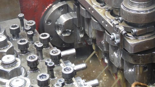 New equipment improves fastener manufacturer's operations