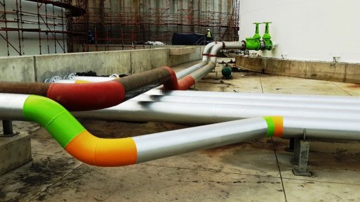 Engineering specialist  supplies pipes to Engen