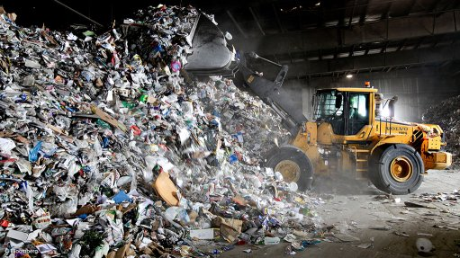 SPARKING CHANGE The proposed waste management amendments aim to bring about a change in the industry's behaviour to recycle, reuse or recover waste