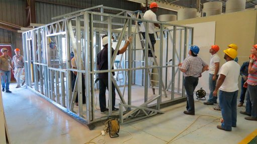 Industry body notes  increased interest in  light steel frame building