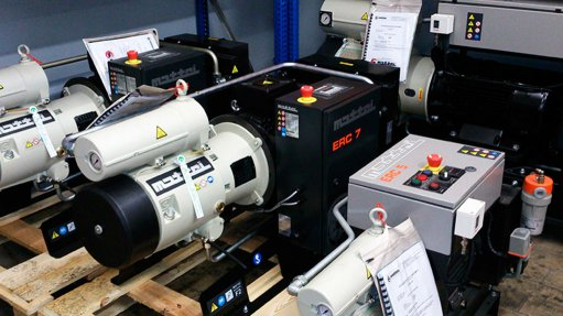 Compressor supplier aims to grow market reach outside South Africa
