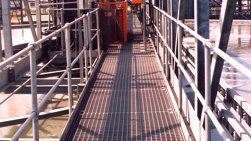 Strength To Weight Ratio Critical In Floor Grating Products